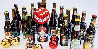 image: Juleøltest: - Dette er et glimrende øl
