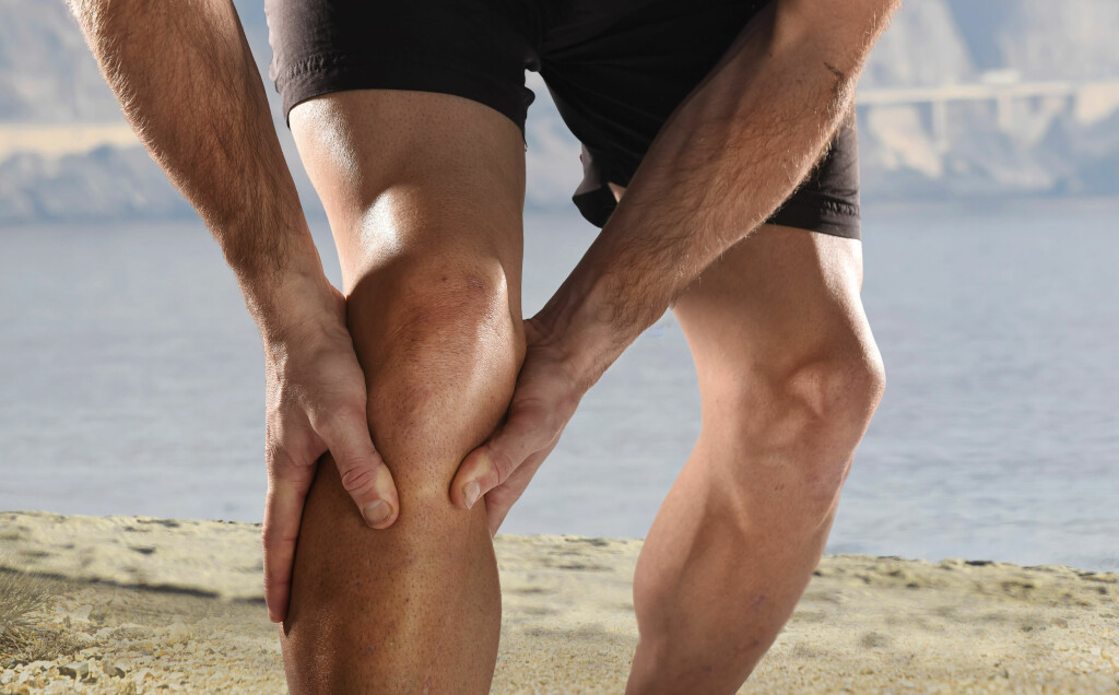 Strekk: En muskelstrekk gjør vondt, og for noen kan det ta lang tid før de kan trene igjen. Foto: NTB Scanpix
