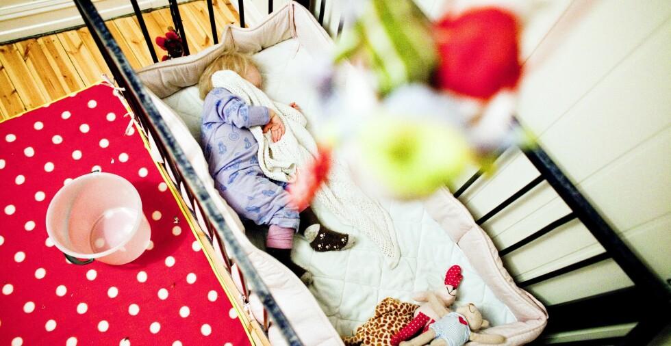 ALVORLIG: 700-1100 barn med rotavirussykdom behandles på sykehus i Norge hvert år Foto: Sara Johannessen/Scanpix