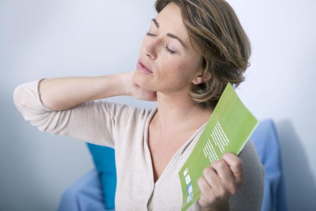 overgangsalderen kvinner sintomático diabetes