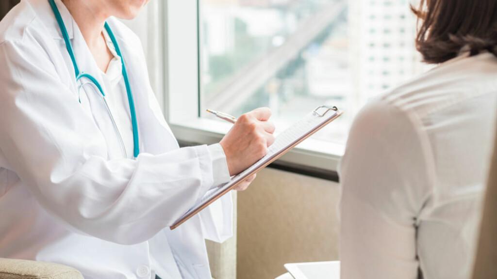 KAN DET VÆRE SYKDOM: Ved uforklarlig dårlig matlyst over tid bør man oppsøke lege. Foto: NTB Scanpix/Shutterstock