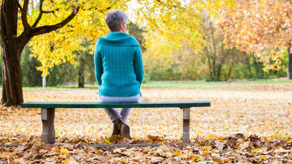 OVERGANGSALDER GIR TYNNE SLIMHINNER: Østrogenbehandling kan bedre problemet. Foto: NTB Scanpix/Shutterstock