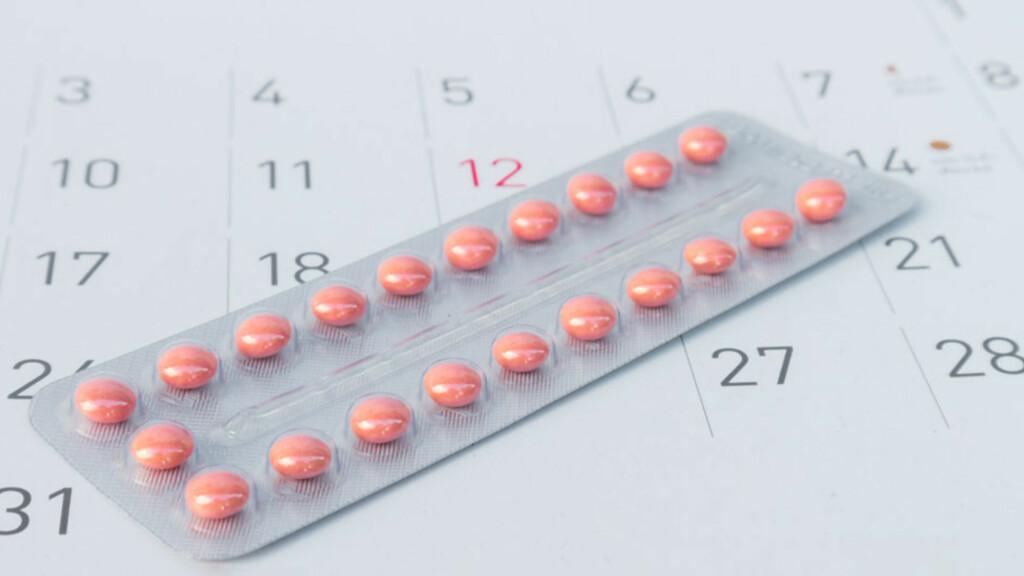 P-piller: En av de mest benyttede prevensjonsmetoder hos kvinner. Foto: NTB Scanpix/Shutterstock
