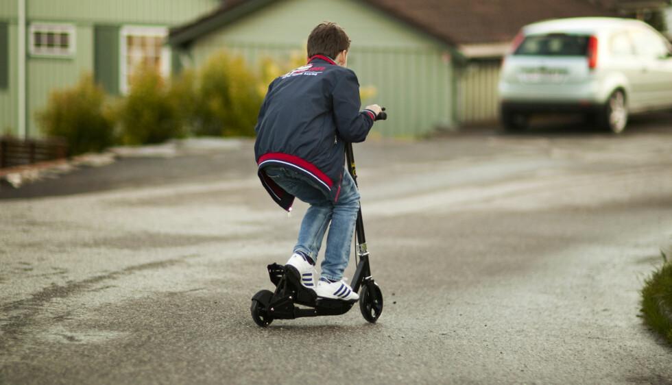 ADHD: Et av kjernesymptomene på ADHD hos barn er impulsivitet.  Foto: NTB Scanpix