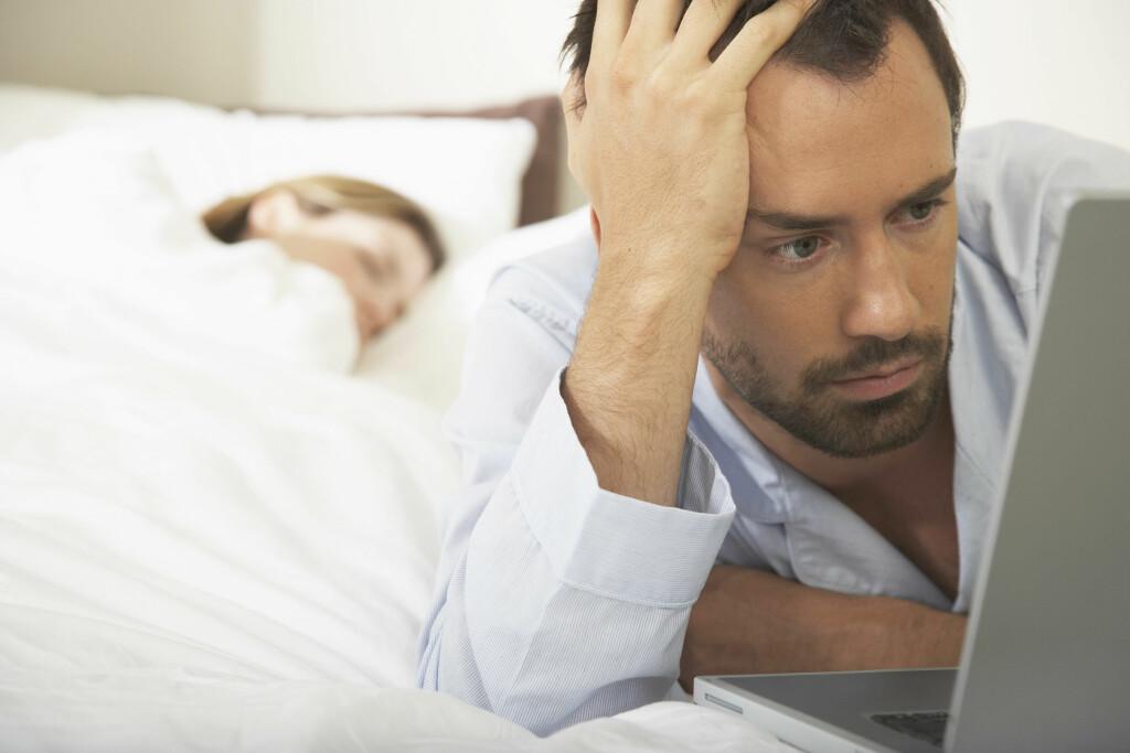 TABU: – Menn har forventninger om at penis alltid skal virke. Den gjenspeiler på mange måter manndommen, livskvaliteten og selvfølelsen deres, sier sexologisk rådgiver.  Foto: Scanpix