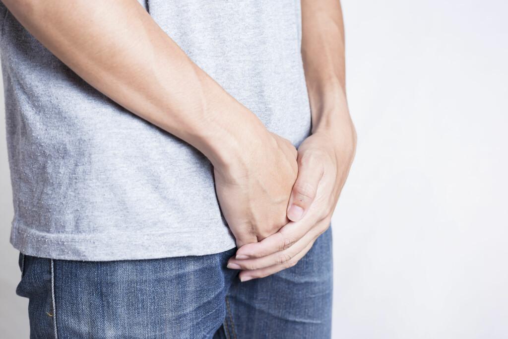 BAKTERIELL INFEKSJON: Vanligvis skyldes bitestikkelbetennelse en spredning av bakterier fra urinrør eller urinblære. Foto: Shutterstock