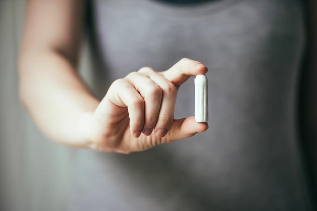 MÅ BRUKES RETT: I sjeldne tilfeller kan være farlig å glemme igjen tamponger Foto: NTB Scanpix