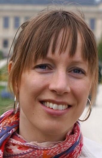 GODE ERFARINGER: Ragnhild Høifødt, psykolog og forsker ved institutt for psykologi ved Norges Arktiske Universitet. Foto: Privat