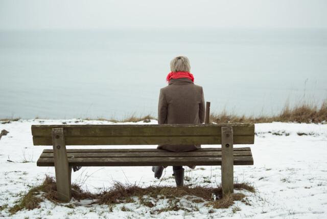 moderat depresjon