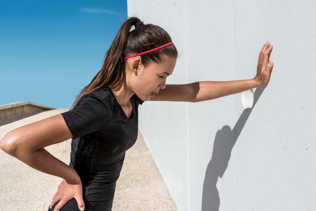 ENDRER PUSTEMØNSTER ETTER FORVENTET AKTIVITET: Vi kan puste fortere med vilje. Hvis du for eksempel tenker på at du skal jogge, vil du raskt begynne å puste litt fortere. Foto: Shutterstock