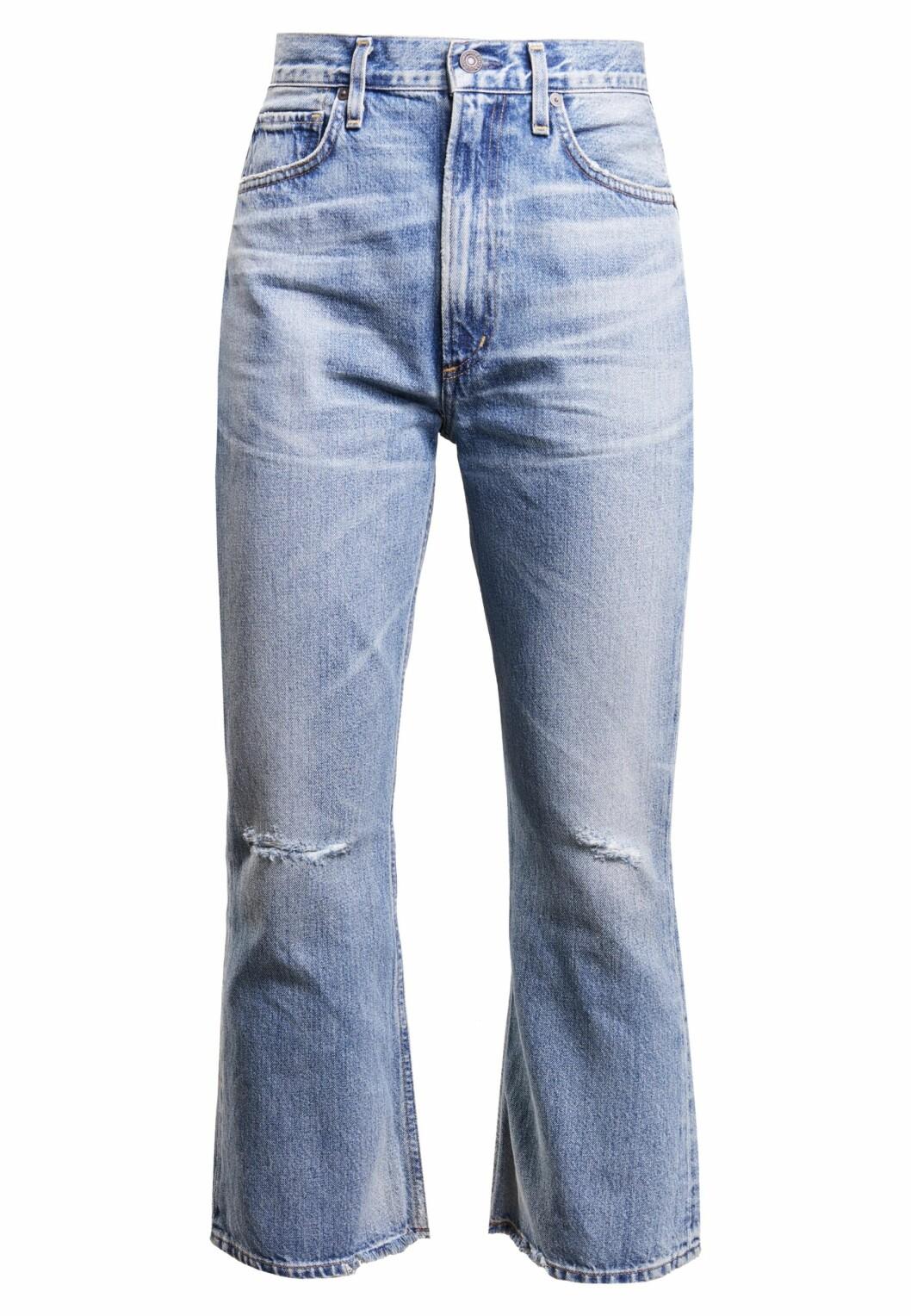 Jeans fra Citizens of Humanity via Zalando.no |3495,-| https://www.zalando.no/citizens-of-humanity-estella-flared-jeans-freebird-ci221n034-k11.html