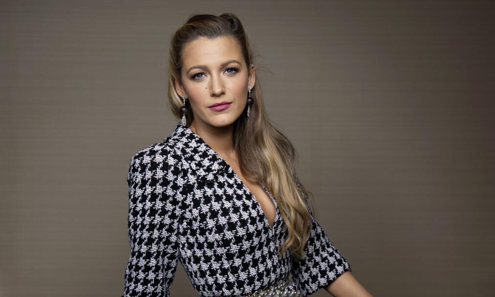 BLAKE LIVELY: Vi bare elsker denne dama! Foto: Scanpix