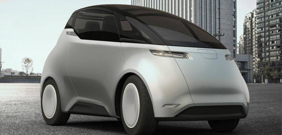 image: Den svenske elbilen er offisiell