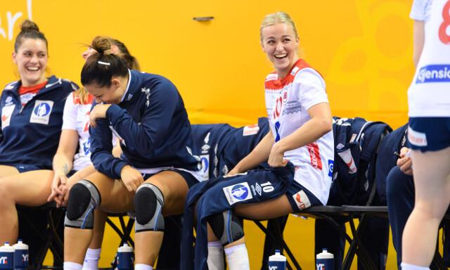 b345c617c Norge - Sverige i håndball-VM - Norge slapp inn mål, men benken brøt ...