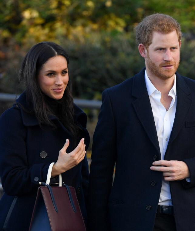 GODT LIKT: Det britiske folket er i ekstase over det nye medlemmet av kongefamilien, som får skryt for å virke jordnær. Foto: NTB scanpix