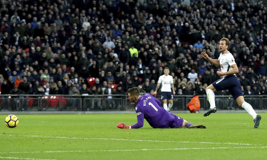 image: Tottenham herjet med Stoke på dagen hvor alt løsnet