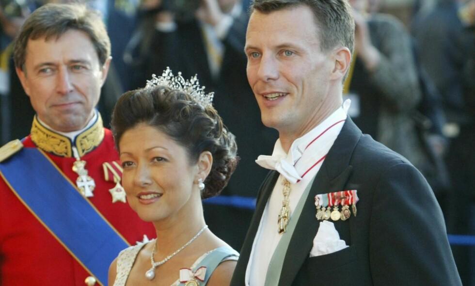 FIKK NOK: Grevinne Alexandra var tidligere gift med prins Joachim av Danmark, og har derfor gjort seg fortjent til apanasje. Nå vil hun ikke ha den mer. Foto: NTB scanpix