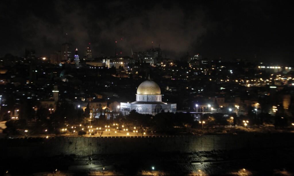 Jerusalem. Foto: AFP PHOTO/AHMAD GHARABLI