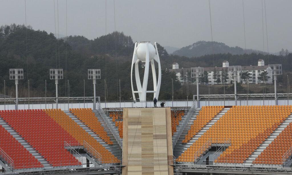 image: Frykter OL blir for kaldt for tilskuere