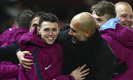 image: Guardiola er fotballens beste venn, det er derfor City er så gode