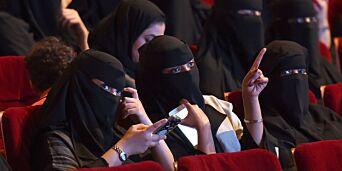 image: Saudi-Arabia tillater kinoer