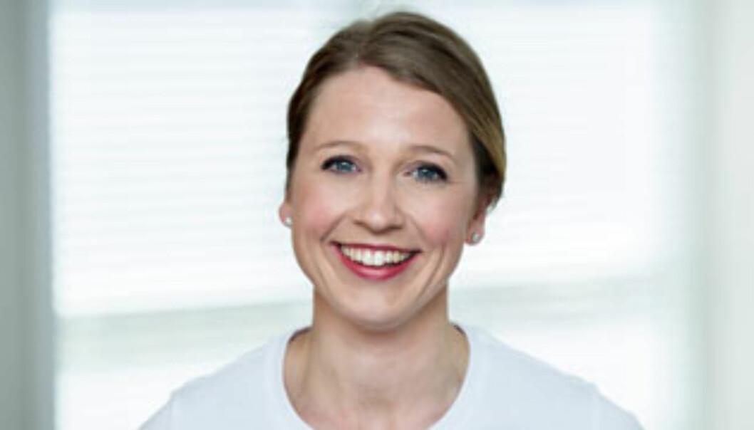 GYNEKOLOG: Catherine Bjørke jobber som gynekolog ved Aleris, og er godt kjent med plagene kvinner opplever fra tid til annen. FOTO: Privat