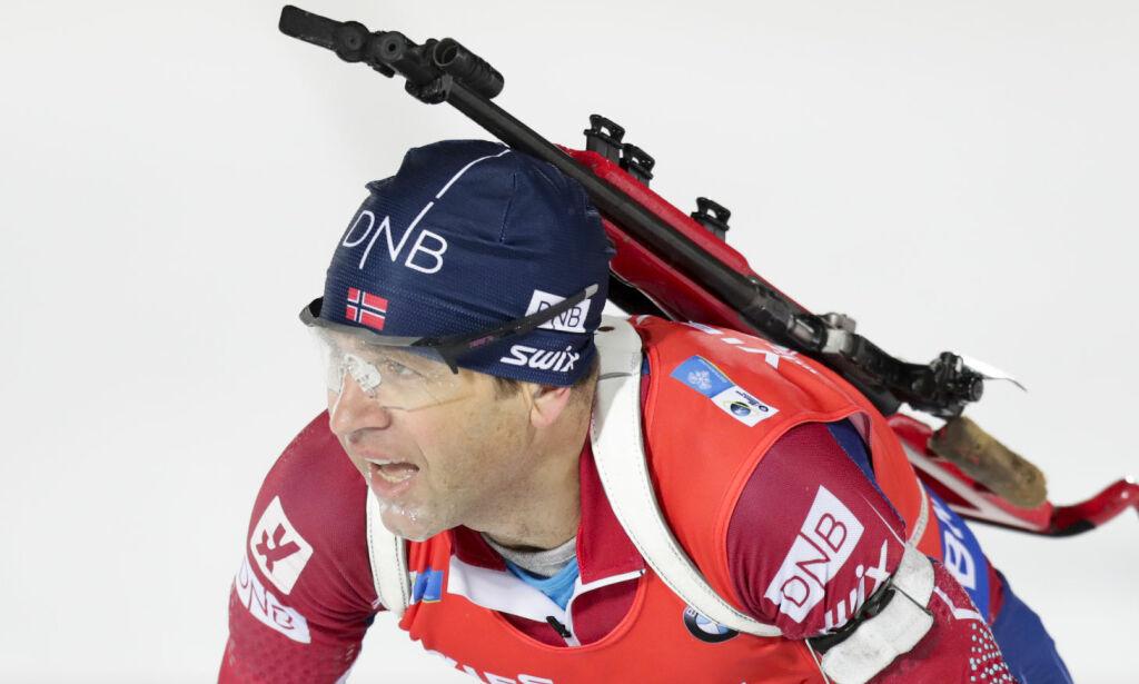 image: Ny tung dag for Bjørndalen - må prestere neste helg om det skal bli OL-plass