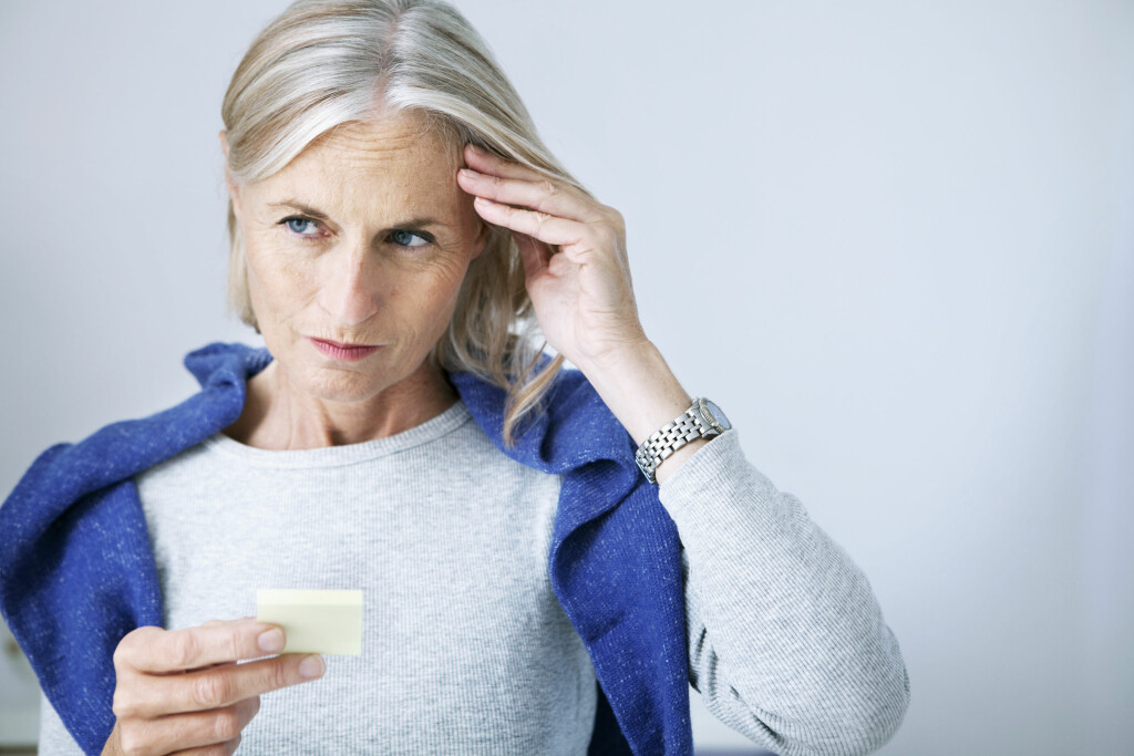 Dårlig hukommelse: Hukommelsen blir dårligere når man blir eldre Foto: NTB Scanpix