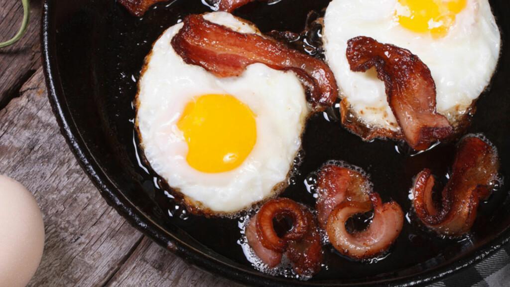 <b>FETTRIK MAT NEGATIVT FOR KOLESTEROLET</b> Typiske matvarer man bør være forsiktig med hvis man har høyt kolesterol.