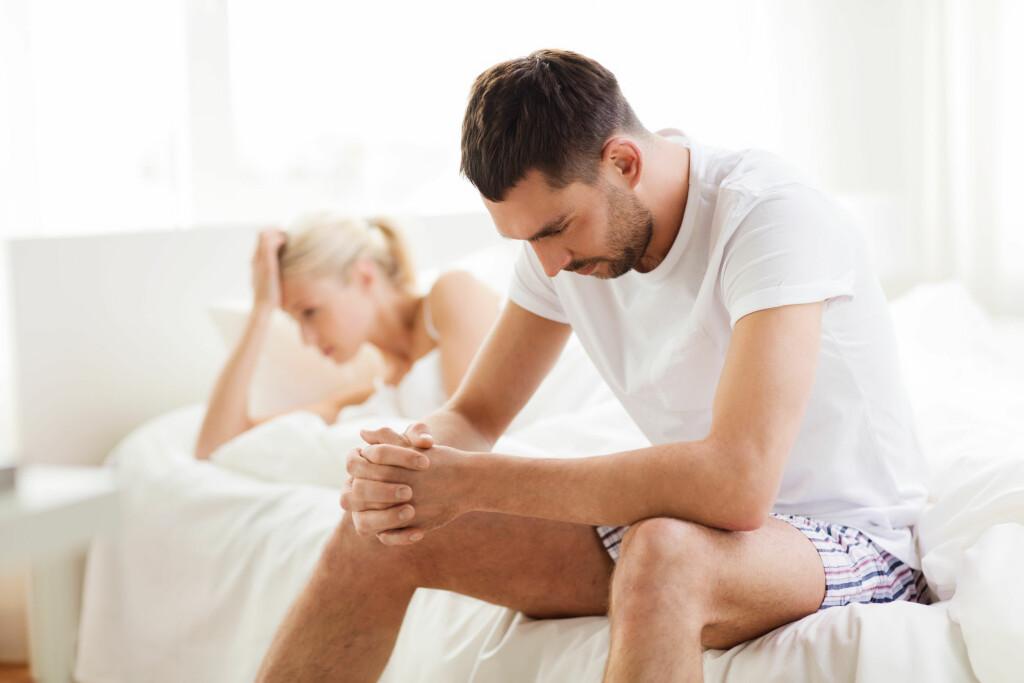 NÅR FORELSKELSEN GIR SEG: Det klassiske er at ved forelskelse har man økte nivåer av dopamin og noradrenalin, og lavere nivåer av serotonin i hjerne –  dette skaper økt seksuell lyst.  Foto: NTB Scanpix