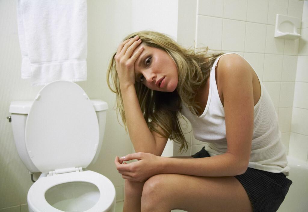 SVANGERSKAPSKVALME: Å være kvalm når man er gravid er veldig vanlig Foto: Scanpix