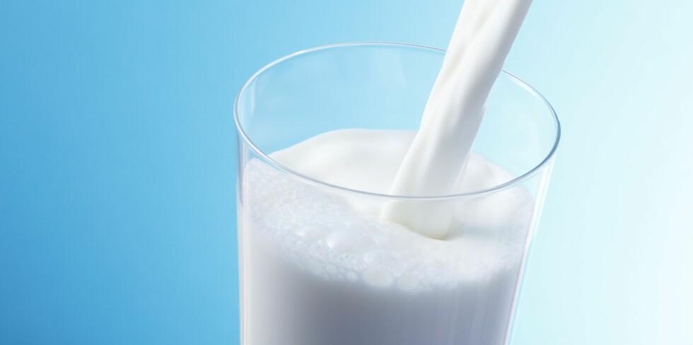 Laktoseintoleranse: Inntaket av laktose bør begrenses, men ikke nødvendigvis kuttes helt ut. Foto: NTB Scanpix