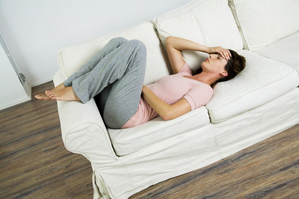 DÅRLIG INNEKLIMA: Opphold i en fuktskadet bolig kan gi hyppighet av trøtthet, hodepine og konsentrasjonsvansker blant friske mennesker. Foto: Scanpix