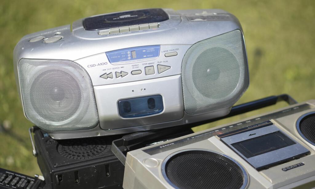 FM: Onsdag slukkes FM-signalet også i Troms og Finnmark. Foto: Terje Pedersen / NTB scanpix