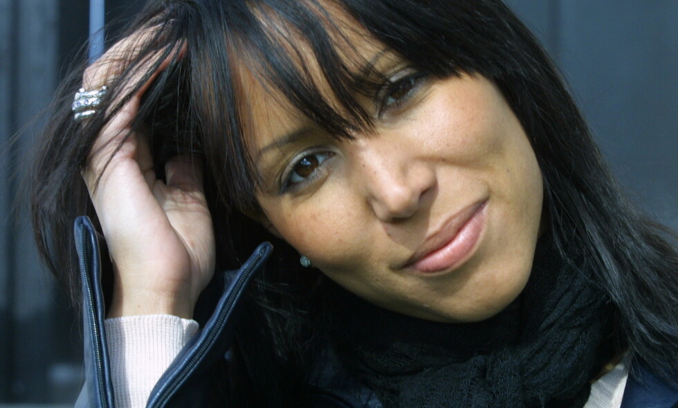 BLE MOR SOM 50-ÅRING: Den svenske artisten Titiyo Jah, som for øvrig er søster av artisten Eagle Eye Cherry. Her er hun avbildet på starten av 2000-tallet, da hun fikk en internasjonal hit med «Come Along». Foto: Rune I. Myhre/ Dagbladet