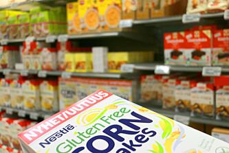 Pristest: Mye billigere med glutenfri og laktosefri mat i Sverige