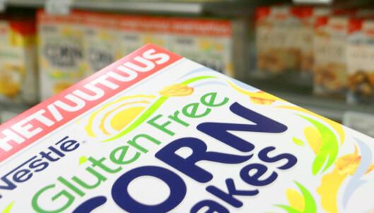 Dramatiske stønadsendringer for glutenallergikere