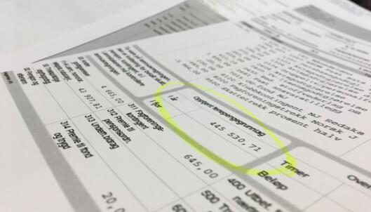 Sjekk hvor mye du får i feriepenger