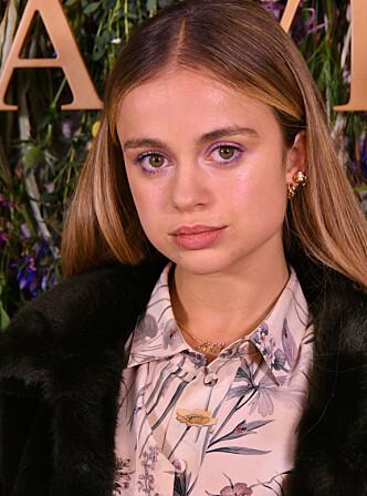 <strong>POPULÆR:</strong> Lady Amelia Windsor gjør suksess som internasjonal modell. Foto: NTB Scanpix
