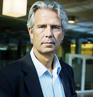 NHO VIL HA NY POLITIKK: Jon Sandnes, administrerende direktør i Byggenæringens Landsforening (BNL). Foto: Christian Roth Christensen / Dagbladet