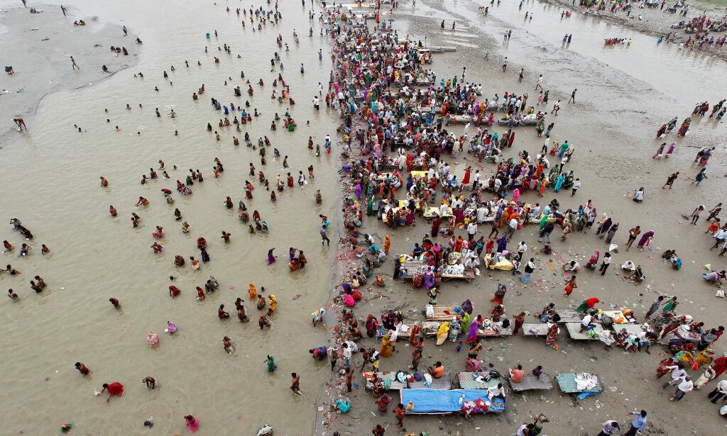 image: Ti elver står for 90 prosent av all plast i havet