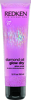 Redken, Diamond Oil Glow Dry, Gloss Scrub (kr 250).