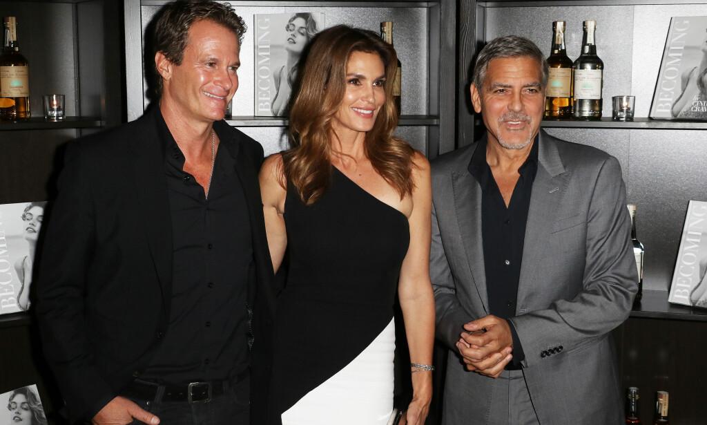 STORSINNET: George Clooney delte ut millioner av dollar til flere av sine nærmeste venner. Foto: NTB Scanpix.