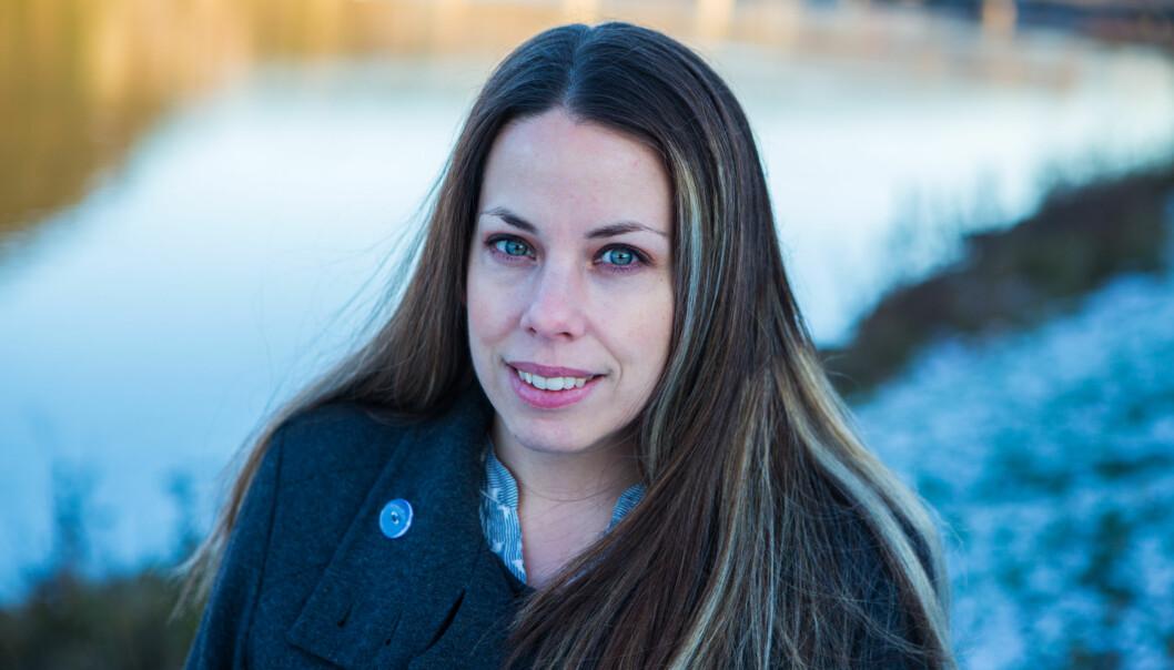 LANGTIDSSYKEMELDT: Ann-Katrin Toresen har erfart at hun ikke kan skynde seg og må bare ta hensyn når kroppen sier nei.   FOTO: Privat