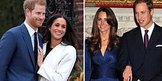 image: Skal feire jul med kongefamilien - det fikk ikke Kate lov til