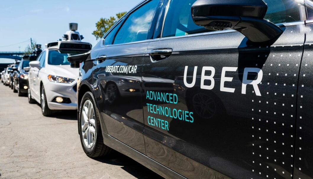<strong>BLE DYRT:</strong> En Uber-passasjer i Canada fikk sjokkregning forrige uke. Uber har beklaget hendelsen. Foto: NTB scanpix