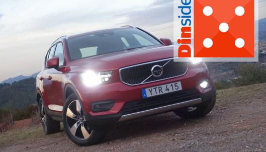 Vi har testet Volvos nye SUV