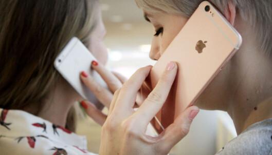 Her får du iPhone billigst