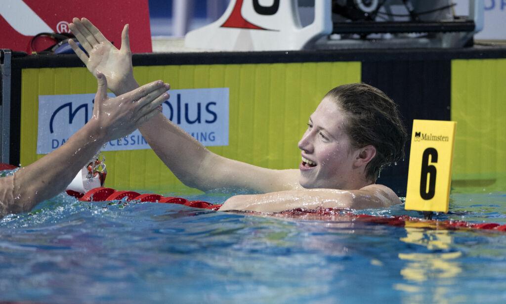 image: Norsk sensasjon i svømme-EM. Har aldri skjedd tidligere