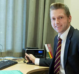 AVVISER STATSTTØTTEARGUMENT: Finansdepartementet har vurdert det slik at dette ikke innebærer en statsstøtte, sier statssekretær Jørgen Næsje (FrP). Foto: Rune Kongsro